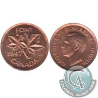 1947 Canada 1-cent Circulated