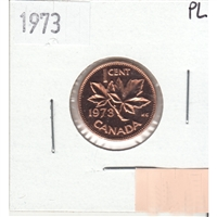 1973 Canada 1-cent Proof Like