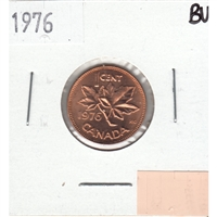 1976 Canada 1-cent Brilliant Uncirculated (MS-63)