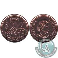 2006 Canada Logo 1-cent Proof Like