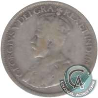 1933 Canada 10-cent Very Good (VG-8)