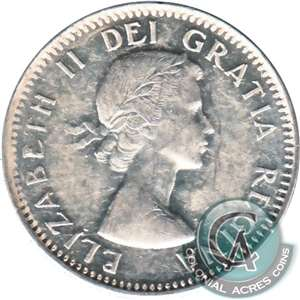 1953 NSS Canada 10-cents VF-EF (VF-30)