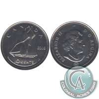 2006 Canada Logo 10-cent Proof Like