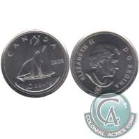 2009 Canada 10-cent Brilliant Uncirculated (MS-63)