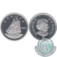 2009 Canada 10-cent Silver Proof