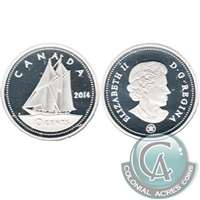 2014 Canada 10-cent Silver Proof