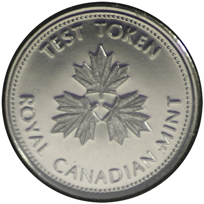 (2006) Test Token Canada 10-cent Proof Like