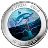 2008 $30 Canadian Achievements - IMAX Sterling Silver Coin