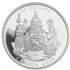 2008 Canada $20 Holiday Carols (TAX Exempt)