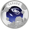 2009 Canada $30 International Year of Astronomy Sterling Silver