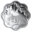 2020 Canada $15 Lunar Lotus: Year of the Rat Fine Silver (TAX Exempt)