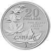 2011 Canada $20 Five Maples ($20 for $20 #1) Tax Exempt
