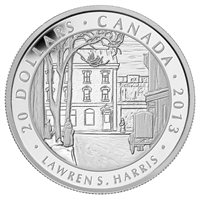 2013 Canada $20 Group of Seven - Lawren S. Harris Fine Silver (No Tax)
