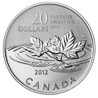 2012 Canada $20 Farewell to the Penny ($20 for $20 #5) TAX Exempt