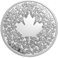 2013 Canada $3 Maple Leaf Impression Fine Silver (No Tax) - 126334.