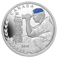 2014 Canada $20 50th Anniversary of Peacekeeping in Cyprus (TAX Exempt)