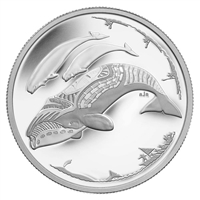2013 Canada $3 Life in the North Fine Silver - 128560 (No Tax) -