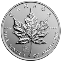 2014 Canada $5 Bullion Replica with ANA Privy Fine Silver (No Tax)