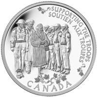 2014 Canada $5 Princess to Monarch Fine Silver (No Tax) 132679 -