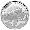 2014 Canada $30 Grand Trunk Pacific Railway (TAX Exempt)