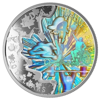 2015 Canada $20 Pan AM/ParaPan AM Games - Spirit of Sports (No Tax)
