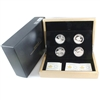 2015 Canada $20 Full American Sportfish 4-Coin Set & Deluxe Case (No Tax)