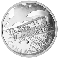 2016 $20 Canadian Home Front - British Air Training Plan (No Tax)
