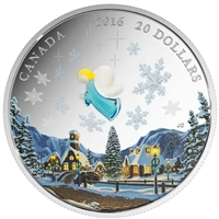 2016 Canada $20 My Angel Fine Silver (TAX Exempt) 147315