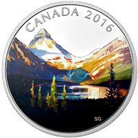 2016 Canada $20 Canadian Landscapes - The Lake Fine Silver (No Tax)