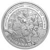2020 Canada $20 WWII Battlefront Series - Liberation of the Netherlands Silver (No Tax)