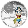 2016 Canada $20 DC Comics - The Amazing Amazon Fine Silver (No Tax)