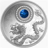 2016 Canada $5 Birthstones - September Fine Silver (TAX Exempt) 151286