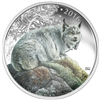 2016 Canada $20 Majestic Animals - Commanding Canadian Lynx (No Tax)