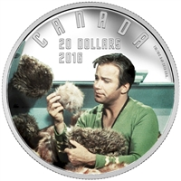 2016 Canada $20 Star Trek - The Trouble with Tribbles (TAX Exempt)