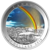 2016 Canada $20 Weather Phenomenon - Radiant Rainbow Silver (No Tax)