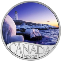 2017 $10 Celebrating Canada's 150th - Lighthouse at Peggy's Cove (No Tax)