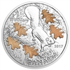 2017 Canada $20 Nutty Squirrel & The Mighty Oak Fine Silver Coin