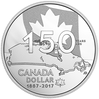 2017 Canada $1 Our Home & Native Land Special Edition Proof (No Tax)