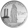 2017 Canada $3 100th Anniversary of the Battle of Vimy Ridge Fine Silver (No Tax)