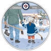 2018 Canada $10 Learning to Play - Winnipeg Jets Fine Silver (No Tax)