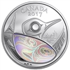 2017 Canada $20 Protecting Our Future Fine Silver Hologram (No Tax)