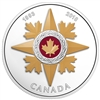 2018 Canada $20 25th Anniversary of the Star of Military Valour (TAX Exempt)