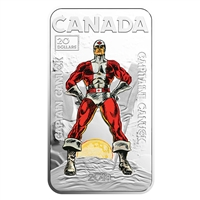 2018 Canada $20 Captain Canuck Fine Silver Coin (TAX Exempt)