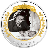 2018 Canada $20 Royal Portrait Fine Silver (TAX Exempt)