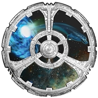2018 Canada $20 Star Trek: Deep Space Nine Fine Silver Coin (No Tax)