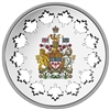 2018 Canada $30 Evolving a Nation Fine Silver (No Tax)