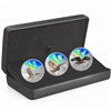 2019 Canada $30 Majestic Birds in Motion 3-Coin Fine Silver Subscription (No Tax)