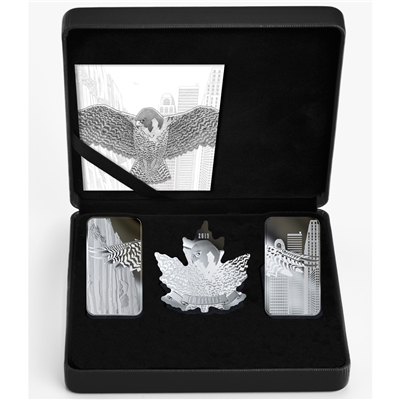 2019 Canada Wings of Hope Fine Silver 3-Coin Set (No Tax)
