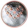 2019 Canada $20 Best Wishes on your Wedding Day Fine Silver (No Tax)