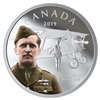 2019 Canada $20 125th Anniversary of the Birth of Billy Bishop Fine Silver (No Tax)